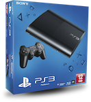 Sony Playstation 3, 12 GB